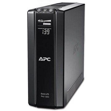 APC Power Saving Back-UPS Pro 1500 eurozásuvky (BR1500G-FR)