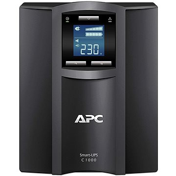 APC Smart-UPS C 1000VA LCD (SMC1000IC)