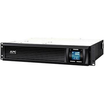 APC Smart-UPS C 1000VA 2U RM LCD (SMC1000I-2U)