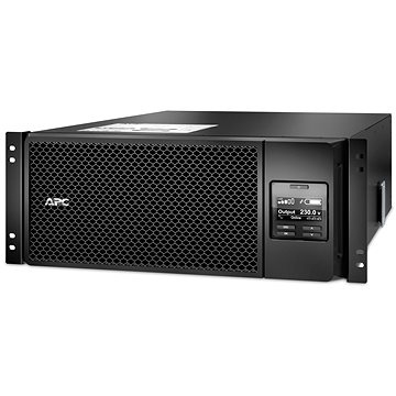 APC Smart-UPS SRT 6000VA RM 230V do stojanu (SRT6KRMXLI)