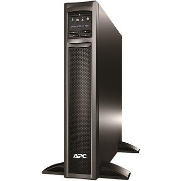 APC Smart-UPS 750 VA pro stojan nebo věž, LCD, 230V se síťovou kartou (SMX750INC)