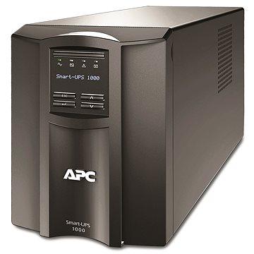 APC Smart-UPS 1000 VA LCD 230 V se SmartConnect (SMT1000IC)