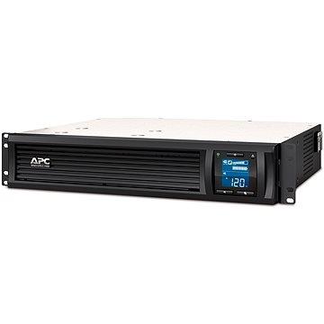 APC Smart-UPS C 1500 VA LCD RM 2U 230 V se SmartConnect do stojanu (SMC1500I-2UC)
