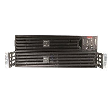 APC SMART-UPS RT 1 000 VA RM 230V do stojanu, síťová karta (SURT1000RMXLI-NC)