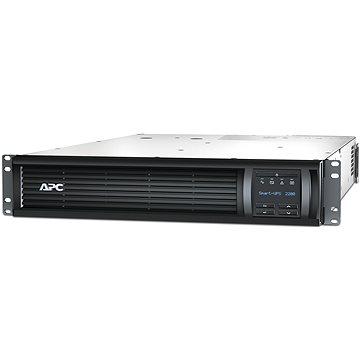 APC Smart-UPS 2200VA LCD RM 2U 230V do stojanu, se síťovou kartou (SMT2200RMI2UNC)