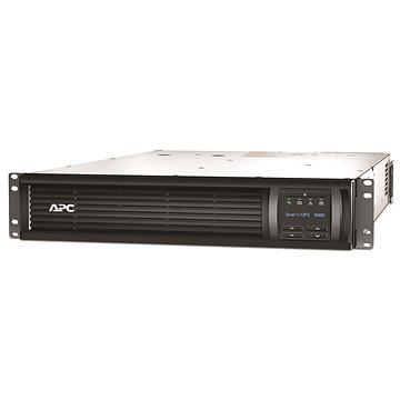 APC Smart-UPS 3000VA LCD RM 2U 230V do stojanu, se síťovou kartou (SMT3000RMI2UNC)