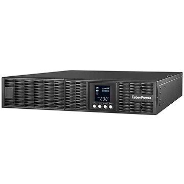 CyberPower OnLine S UPS 1000VA/900W, 2U, XL, Rack/Tower (OLS1000ERT2U)