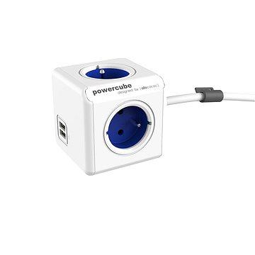 PowerCube Extended USB modrá