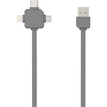 PowerCube Cable 1.5m černý