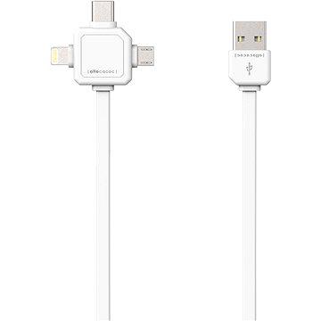PowerCube Cable 1.5m bílý