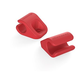 Allocacoc CableFix 8x červené (8719186004062)