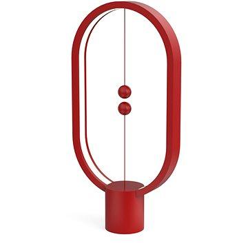 Powercube Heng Balance Lamp Plastic Ellipse červená