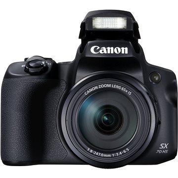 Canon PowerShot SX70 HS černý (3071C002)