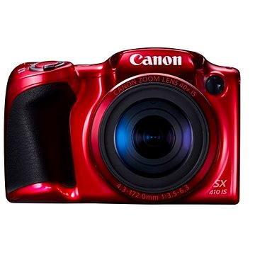 Canon PowerShot SX410 IS červený (0108C002)