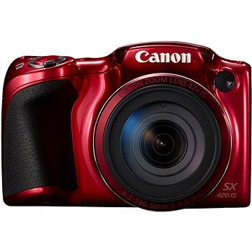 Canon PowerShot SX420 IS červený (1069C002AA)
