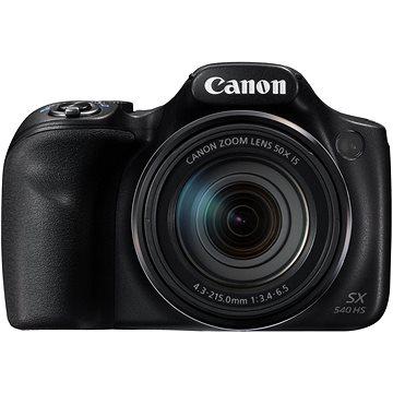 Canon PowerShot SX540 HS černý (1067C002AA)