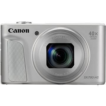 Canon PowerShot SX730 HS stříbrný (1792C002AA)