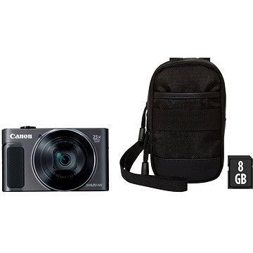 Canon PowerShot SX620 HS černý Essential Kit (1072C020)