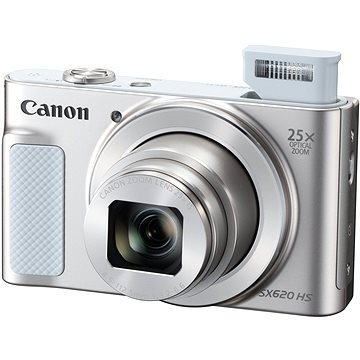 Canon PowerShot SX620 HS bílý (1074C002AA) + ZDARMA Pouzdro Canon DCC-1500
