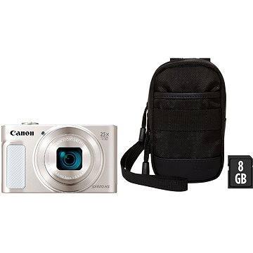 Canon PowerShot SX620 HS bílý Essential Kit (1074C021)