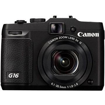 Canon PowerShot G16 (8406B011) + ZDARMA Film k online zhlédnutí Hledání Vivian Maier (dárek od Canonu)