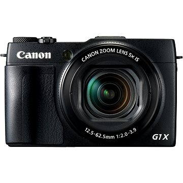 Canon PowerShot G1X Mark II (9167B011AA) + ZDARMA Pouzdro Canon DCC-950