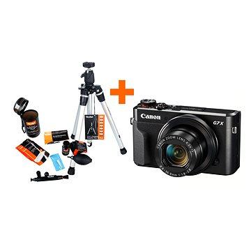 Canon PowerShot G7 X Mark II + Rollei Starter Kit