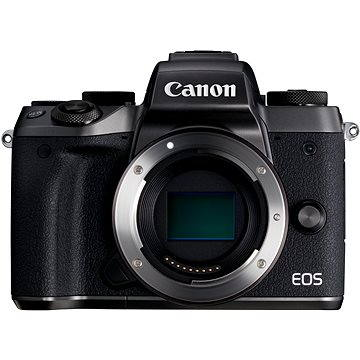 Canon EOS M5 tělo černý (1279C002AA)