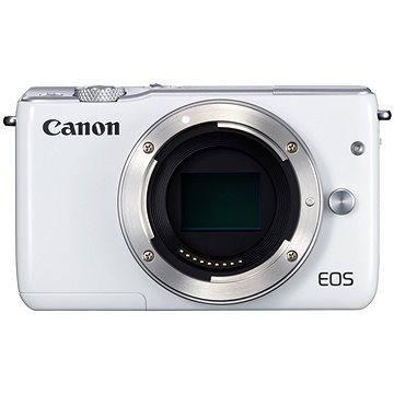Canon EOS M10 tělo bílé (0922C002)