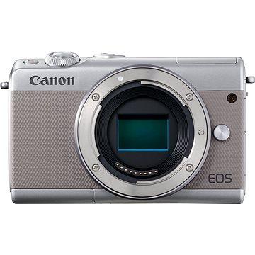 Canon EOS M100 tělo šedý (2211C002AA)