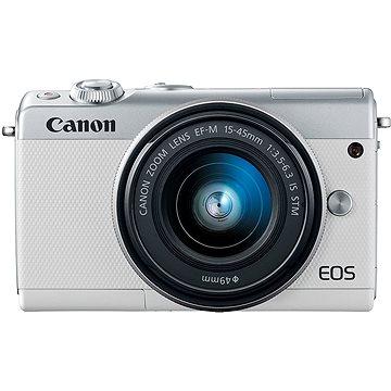 Canon EOS M100 tělo bílý (2210C002AA)