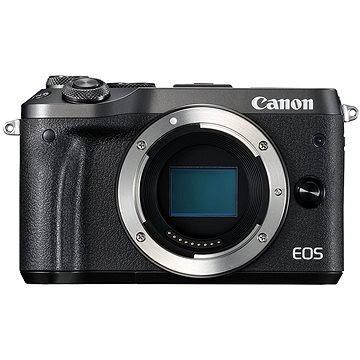 Canon EOS M6 tělo černý (1724C002AA)