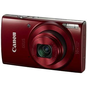 Canon IXUS 180 červený (1088C001AA)