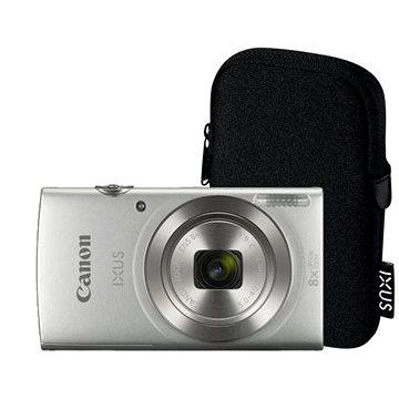 Canon IXUS 185 stříbrný Essential Kit (1806C010AA)