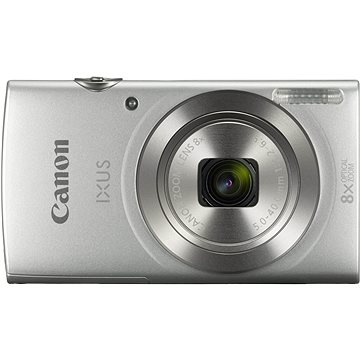 Canon IXUS 185 stříbrný (1806C001AA)