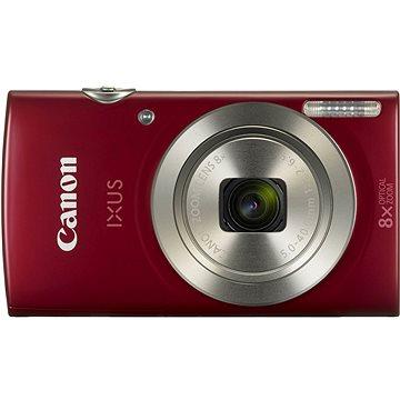 Canon IXUS 185 červený (1809C001AA)