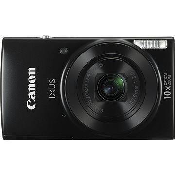 Canon IXUS 190 černý (1794C001AA) + ZDARMA Stativ Rollei Monkey Pod Černý