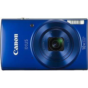 Canon IXUS 190 modrý (1800C001AA) + ZDARMA Stativ Rollei Monkey Pod Černý