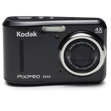 Kodak FriendlyZoom FZ43 černý (KOFZ43BK)