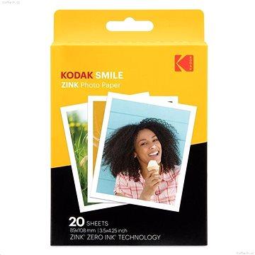 """Kodak Zink 3x4"""" balení 20ks (RODZL3X420)"""