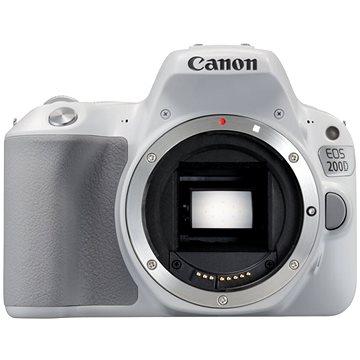 Canon EOS 200D tělo bílý