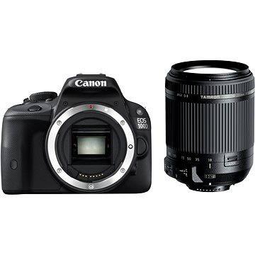 Canon EOS 100D tělo + Tamron 18-200mm F3.5-6.3 Di II VC
