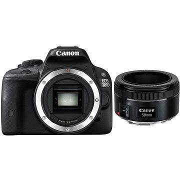 Canon EOS 100D body + EF 50mm F1.8 STM
