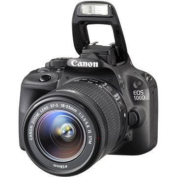 Canon EOS 100D body + EF-S 18-55mm IS STM (8576B026)