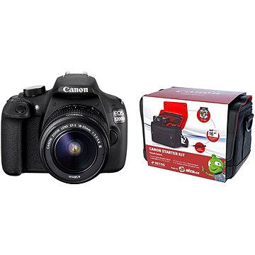 Canon EOS 1200D + EF-S 18-55mm DC III + Canon Starter Kit