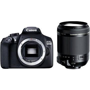 Canon EOS 1300D tělo + Tamron 18-200mm F3.5-6.3 Di II VC + ZDARMA Stativ Hama Star 62