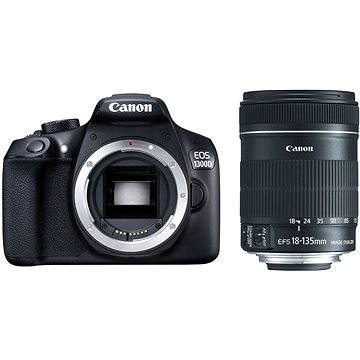 Canon EOS 1300D + EF-S 18-135mm IS (1160C093AA)