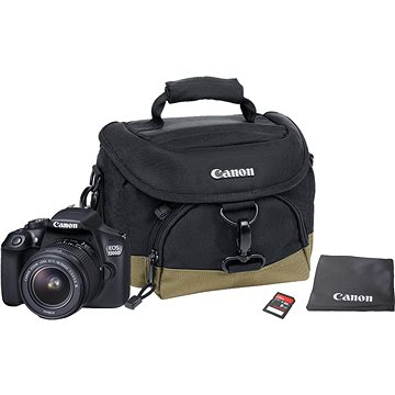 Canon EOS 1300D + EF-S 18-55mm IS II Value Up Kit (1160C121)