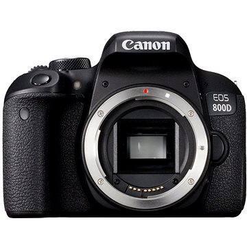 Canon EOS 800D černý + 18-200mm (1895C031AA) + ZDARMA Příslušenství Terronic Odrazná deska 5-in-1 / 60cm