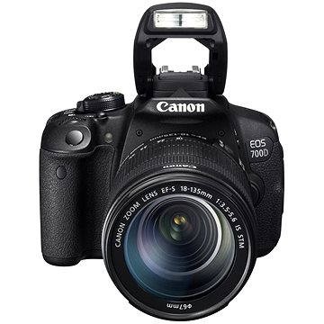 Canon EOS 700D + EF-S 18-135mm IS STM (8596B039)